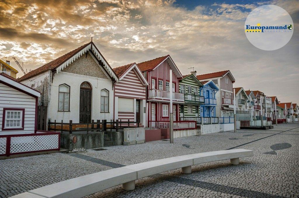 Costa Nova do Prado ( Portugal)