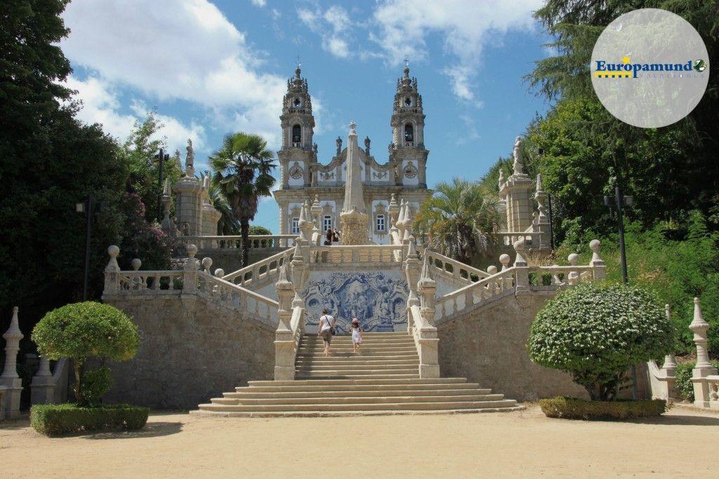 Nossa Senhora dos Remedios, Lamego, Portugal