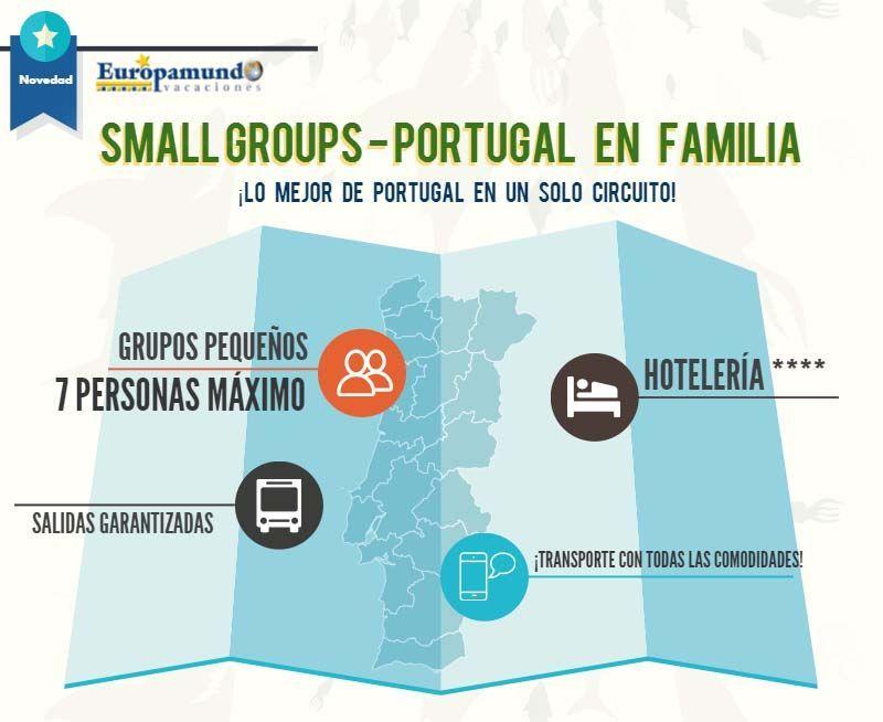 5 razones para amar los CIRCUITOS: SMALL GROUPS de Europamundo