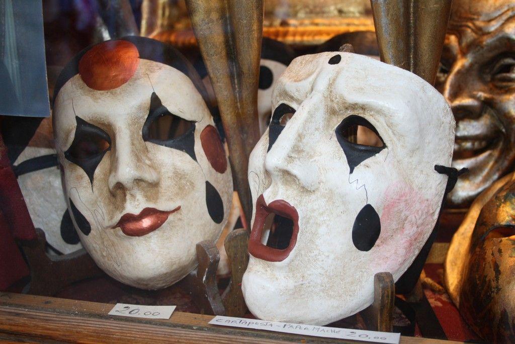 Carnaval de Venecia - Isabel Cisneros