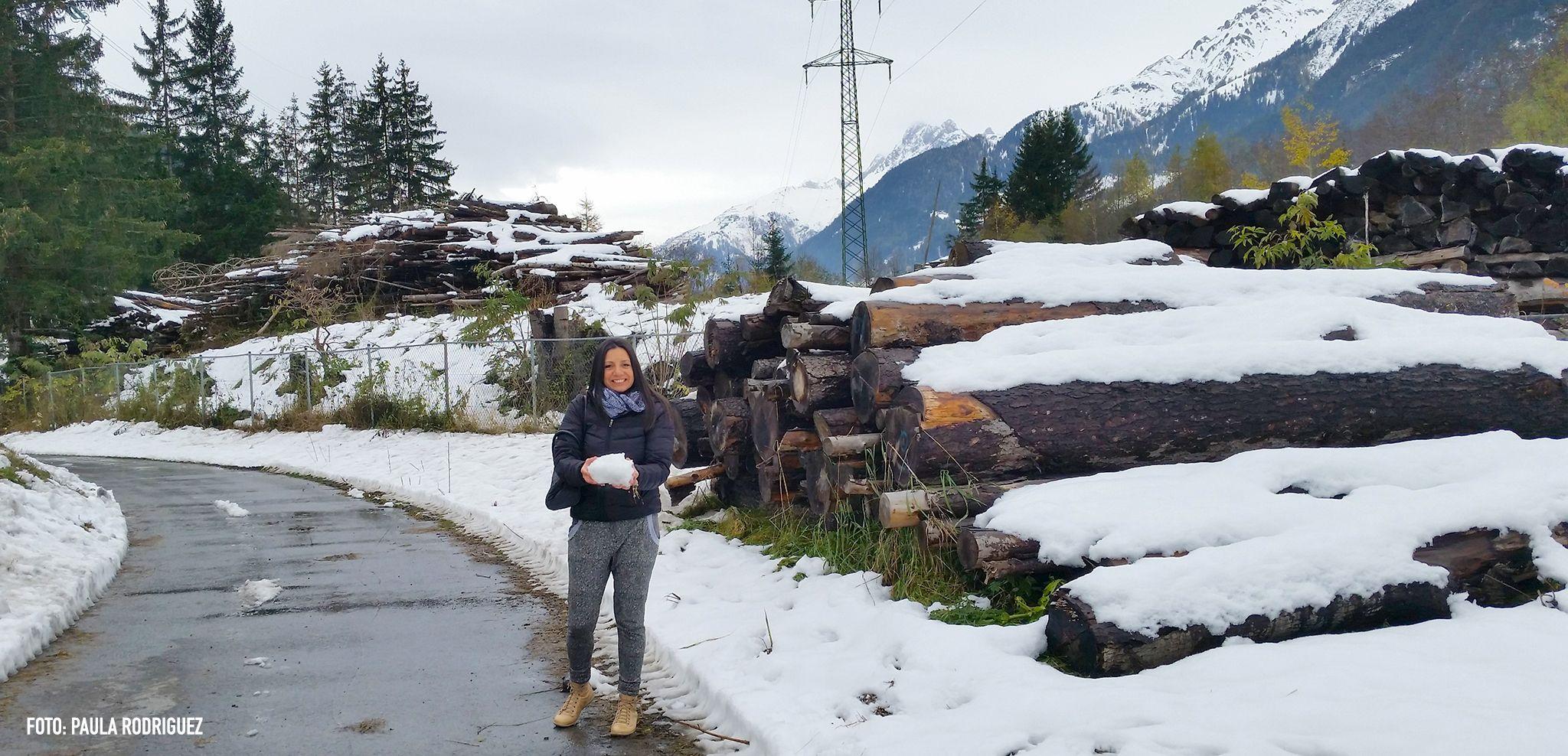 Austria - Innsbruck - Paula Rodriguez