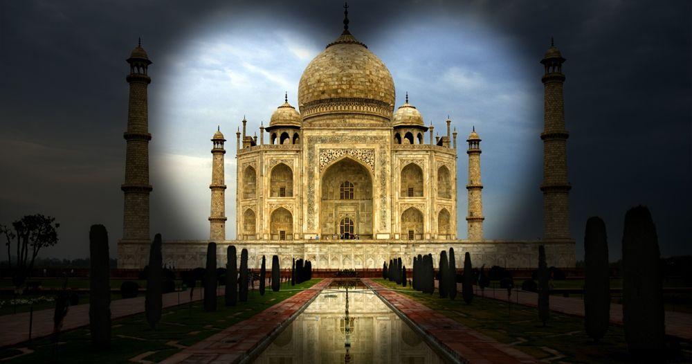 La historia de amor detrás del Taj Mahal