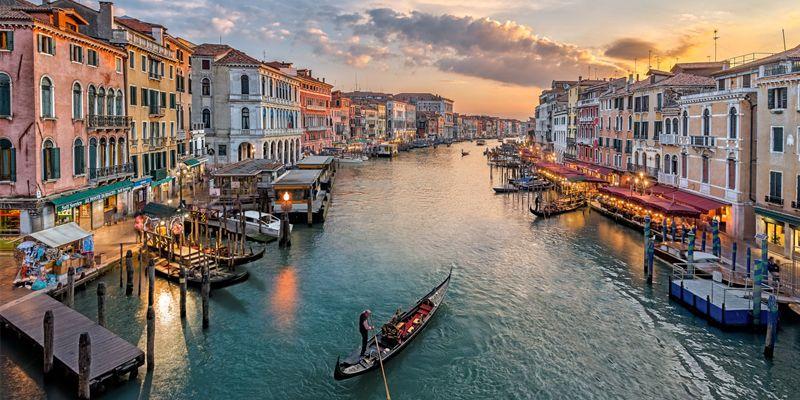 Venecia, una ciudad única en el mundo