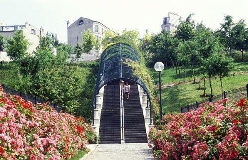 parc-de-belleville