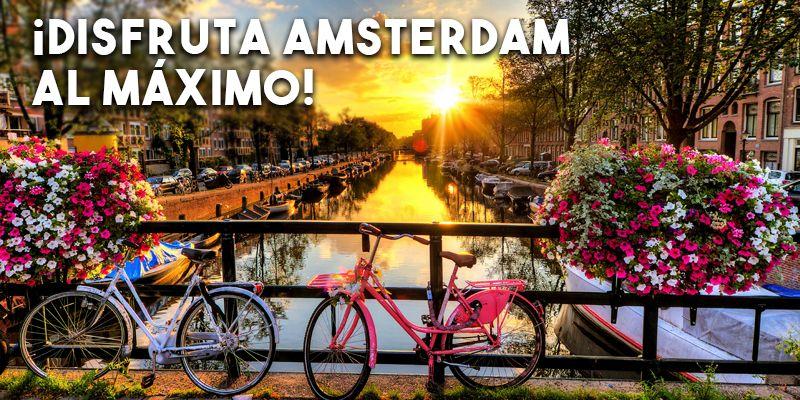 Ámsterdam: ¡consejos para disfrutar de la ciudad!