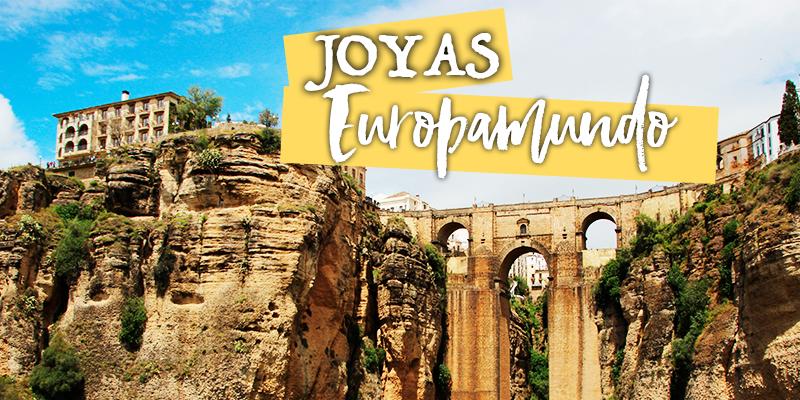 Joyas Europamundo: 10 Rincones por descubrir