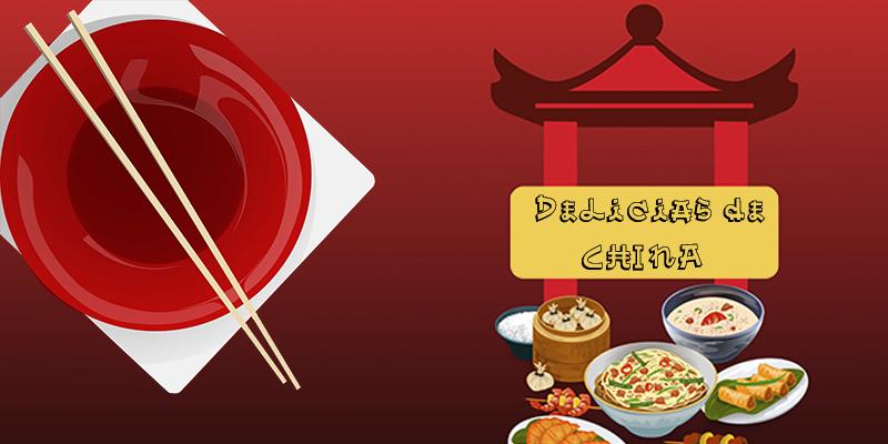 «Delicias» de China