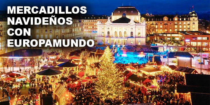 Mercadillos navideños con Europamundo