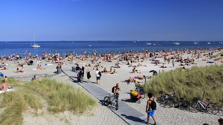dinamarca playa