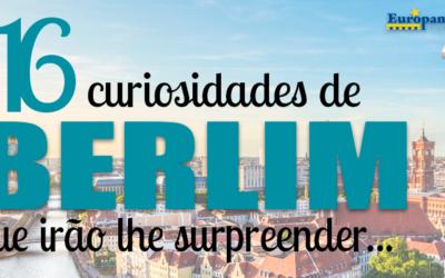 16 curiosidades de Berlim que irão lhe surpreender