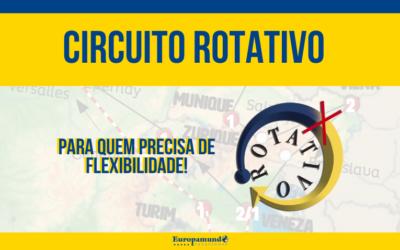 Circuito Rotativo – inicie sua viagem na cidade que desejar!