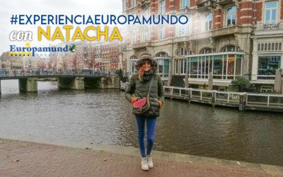 Experiencia Europamundo: Natacha