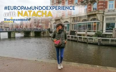 Travel Experience of Natacha with Europamundo!