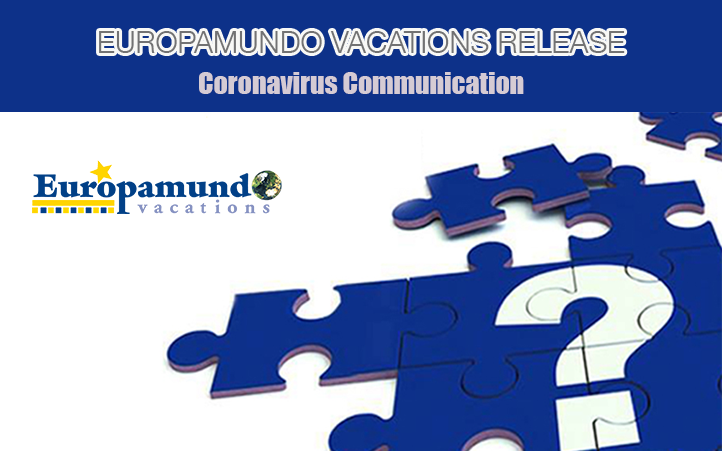 New closures in Italy – Measures to be taken by Europamundo Vacations