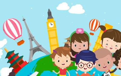 Planos para viajar com as crianças!