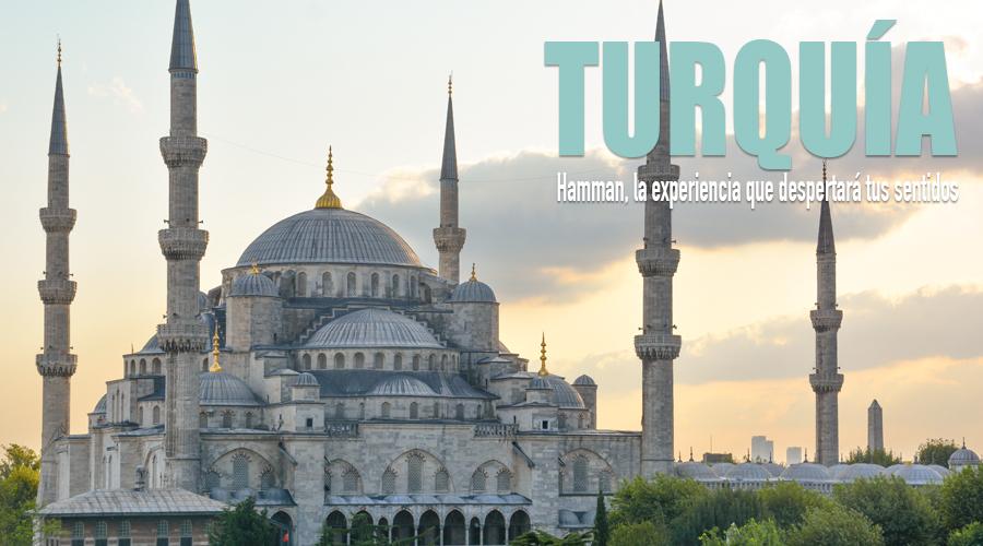 Hamman, 6 cosas que deberías saber sobre los baños turcos.