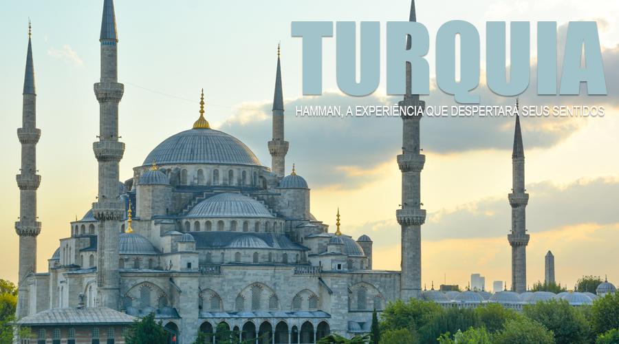 Hamman, 6 coisas que deveria saber sobre os banhos turcos.